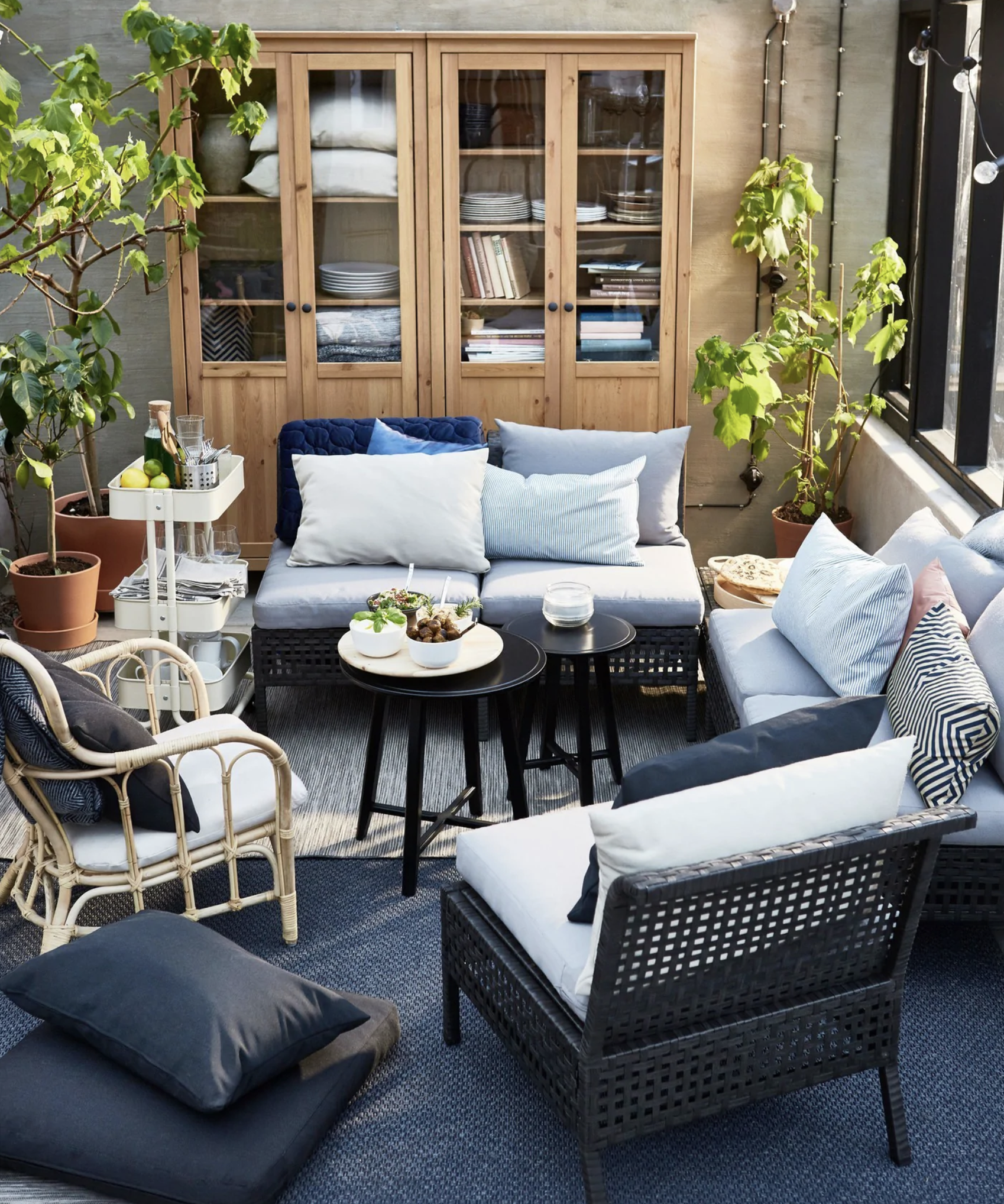 Get 20 Off Ikea Garden Furniture With This Easy Hack Ikea Garden Furniture Outdoor Living Room Living Room Inspiration
