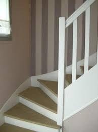 Resultat De Recherche D Images Pour Escalier En Jonc De Mer Escalier Deco Maison Deco Escalier