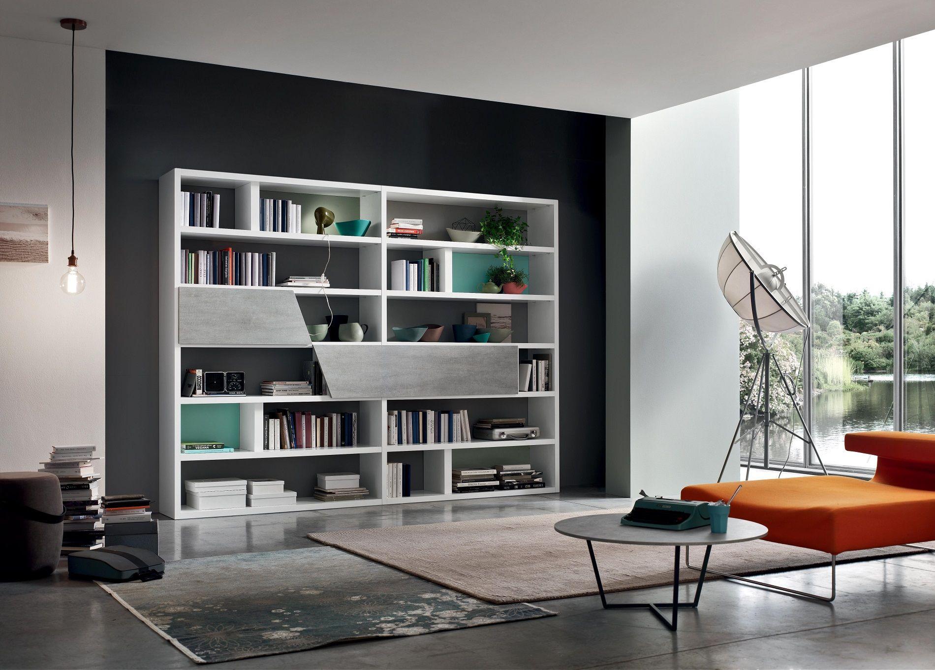 Photo of Libreria moderna AF-SETA