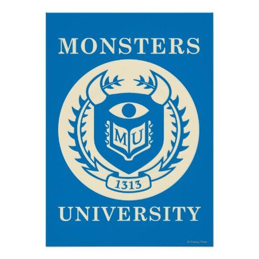 MU Seal - Dark Posters Great for your dorm door.