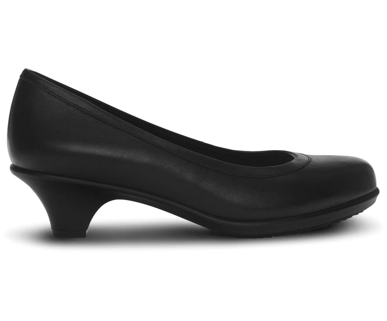 Crocs Grace Heel Comfortable Women S Work Shoe Crocs Official Site Work Shoes Shoes Work Shoes Women [ 1095 x 1320 Pixel ]