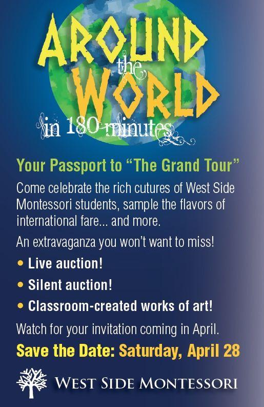 West Side Montessori Spring Event - Details