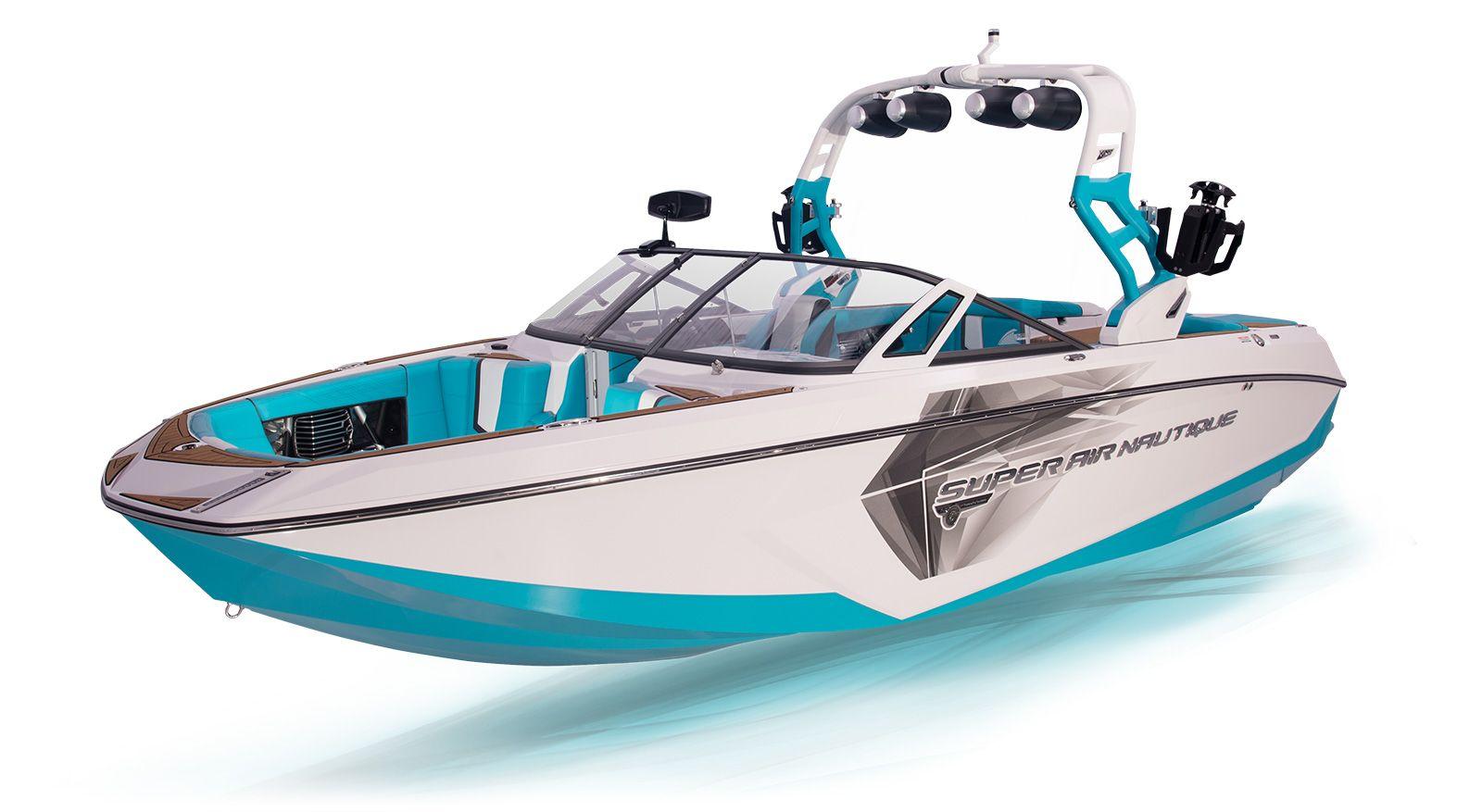 Super Air Nautique G23 3/4 left view Sport boats