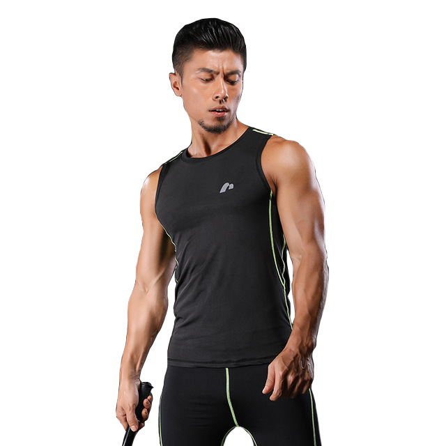 Nansha Hyperstrong Sleeveless Top Made By Compression Athletic Apparel Workout Tank Tops Tank Tops Athletic Tank Tops