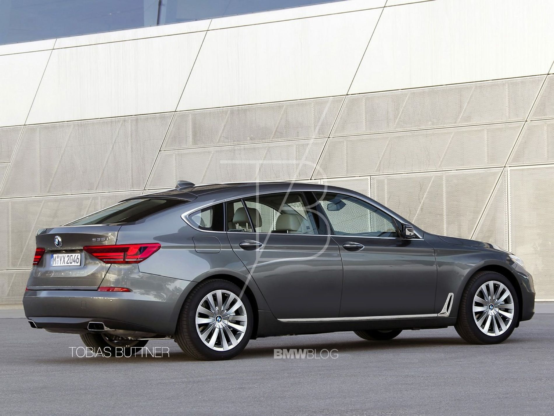 Rumor Upcoming BMW G Series GT To Be Sold Under The Series - 5 series bmw coupe