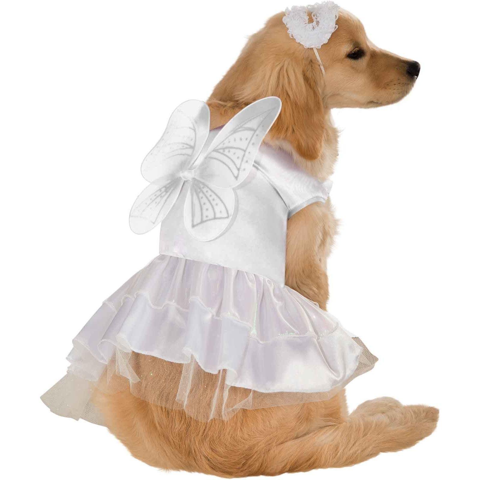 Angel dog costume pet halloween costumes pet costumes