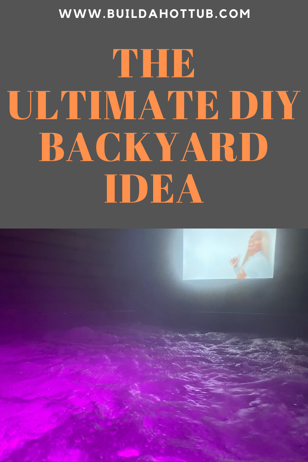 Build a DIY Hot Tub - The definitive DIY Hot Tub Guide!
