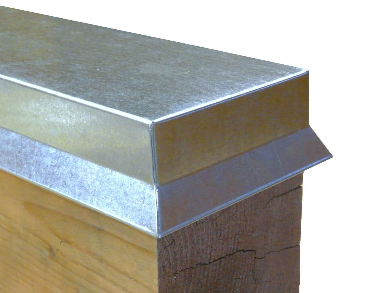 Beam Caps Rafters And Gable Support Protection Beams Galvanized Steel Timber