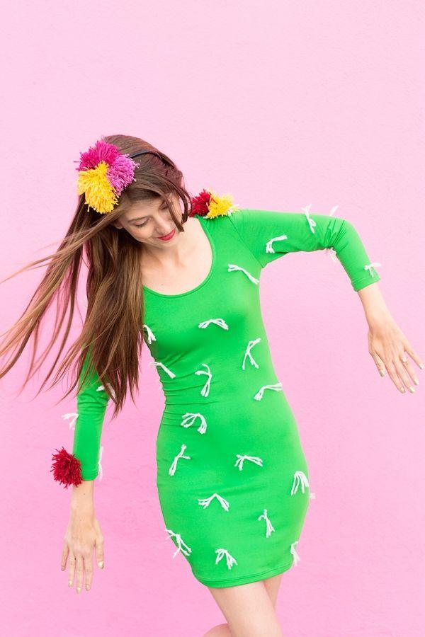 DIY Cactus Costume | Cactus costume, Costumes and Halloween costumes
