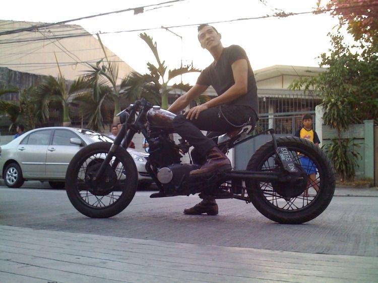 thrilla in manila | manila, motorbikes and honda motorcycles