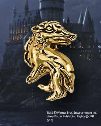 Pin Harry Potter. Hufflepuff, símbolo