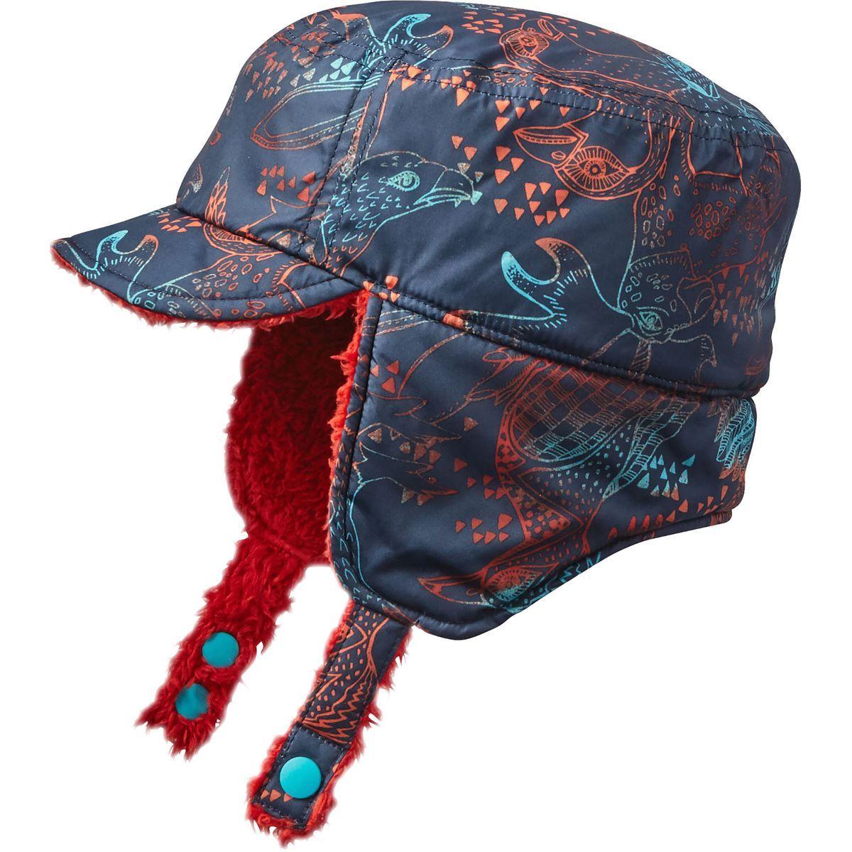 2804fc65ddba9 Patagonia Baby Reversible Shell Hat Infant Boys