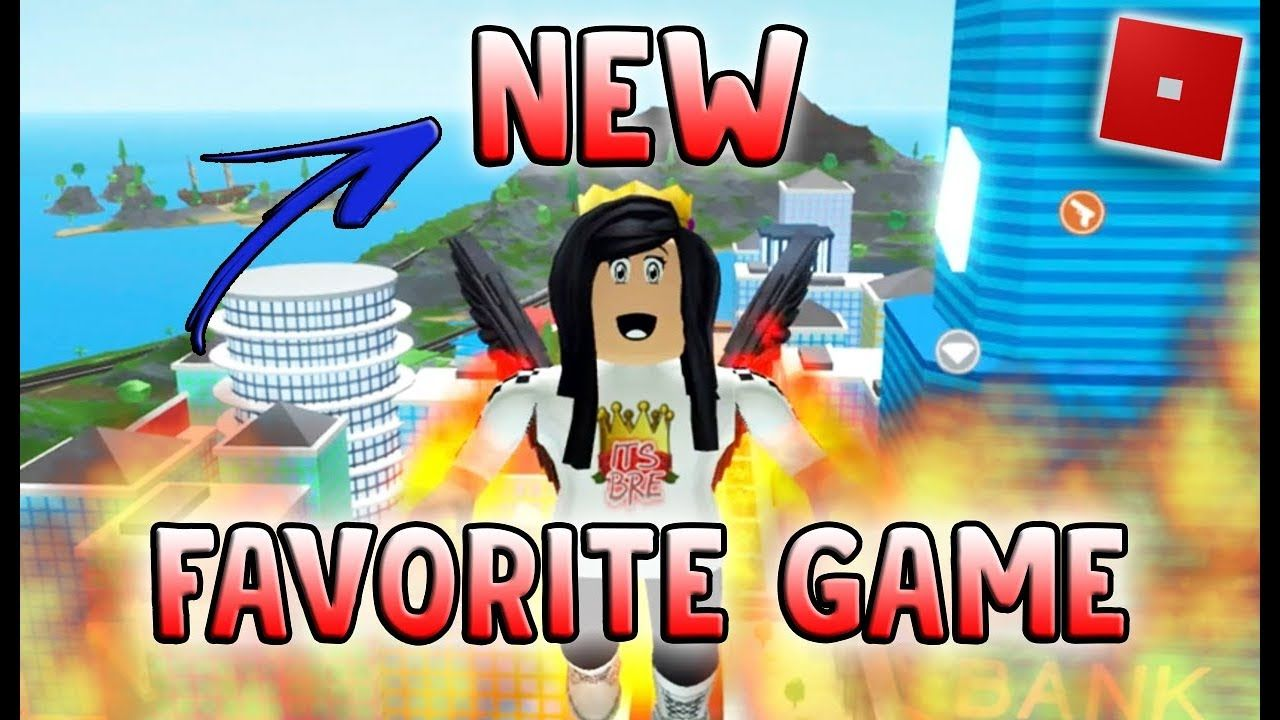 So This Is My New Favorite Roblox Game Mad City Https Youtu Be Eykbxrycvbc Roblox What Is Roblox Roblox Roblox
