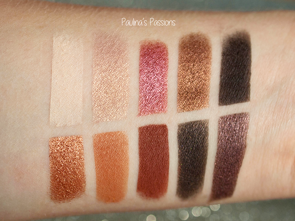 Cocoa Blend Eyeshadow Palette by zoeva #12