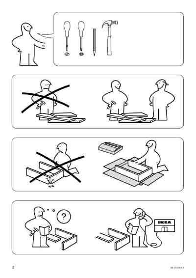 2f97cc4fd28cd4996c6c866e71ada384-2-download-manual-now-for-free-furniture-ikea-hemnes-hoekbureau.jpeg (400×566)
