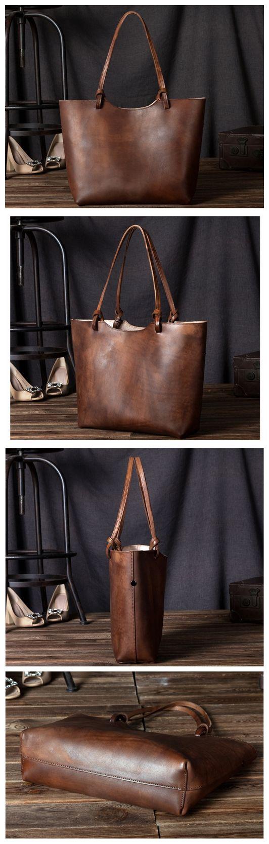 668b85e5fb9d Handmade women fashion leather tote bag shoulder bag handbag shopper bag  C105 Overview: Design  Fashion   Modern Leather Women Tote In Stock  3-5  days For ...
