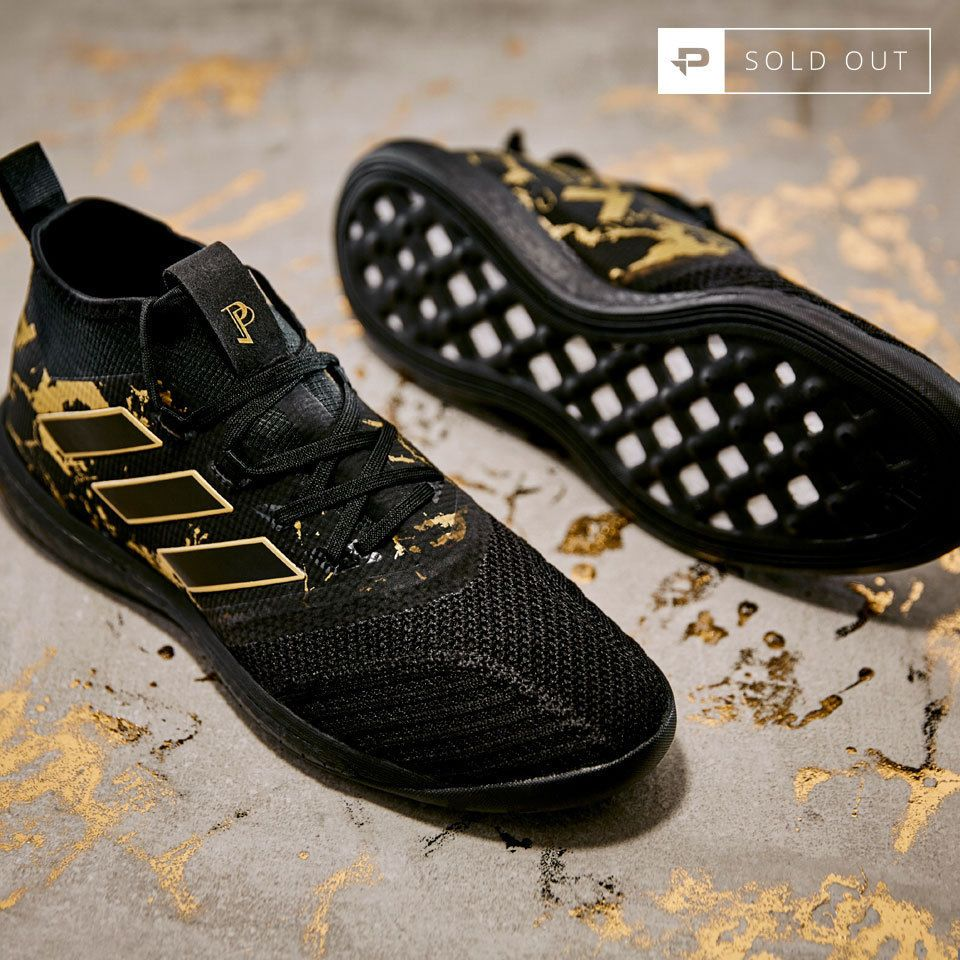 new style 88a5b 29c3c Limited Edition Paul Pogba Ace Tango 17.1 TR - Core Black ...