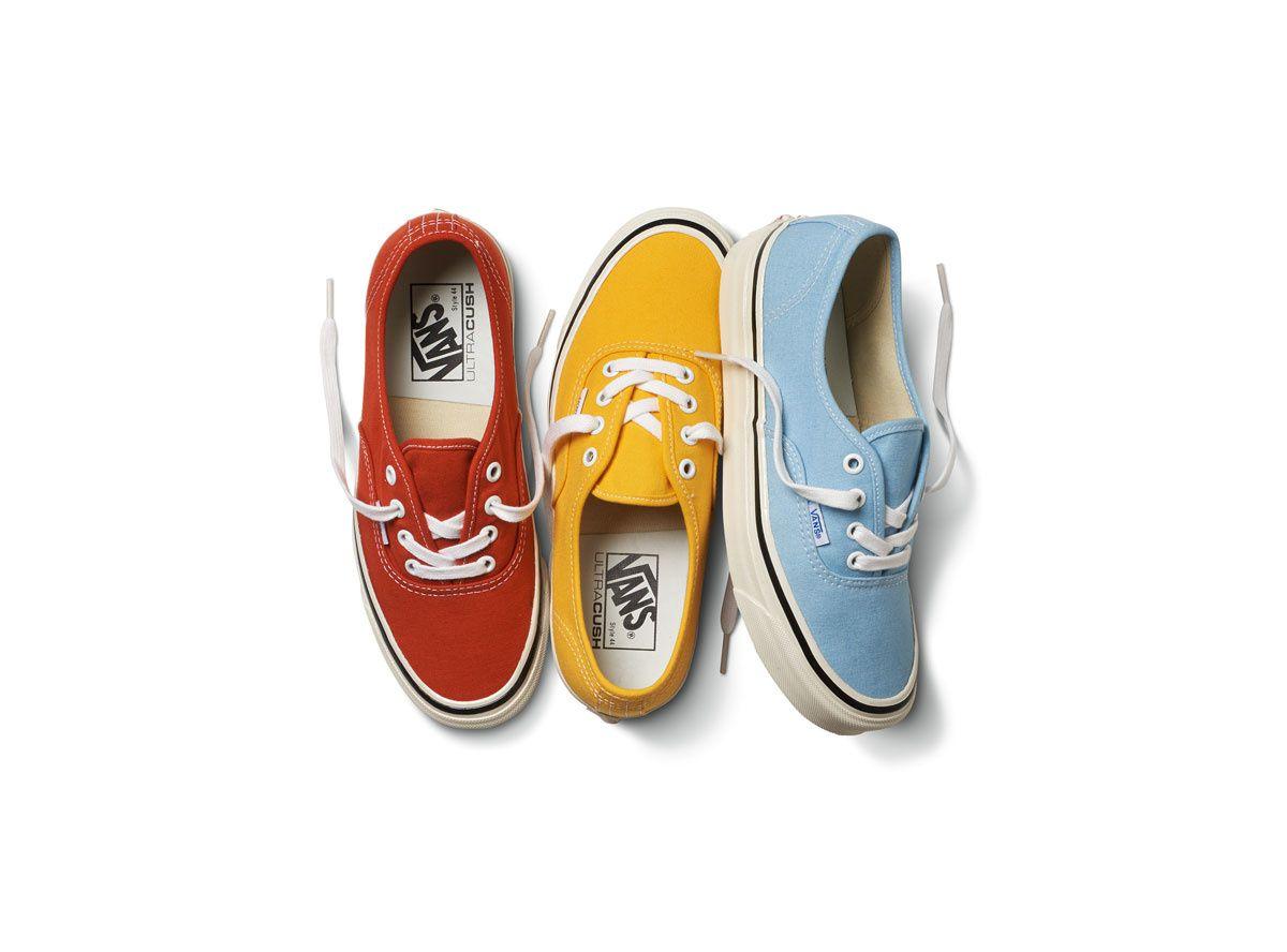 vans trois couleur