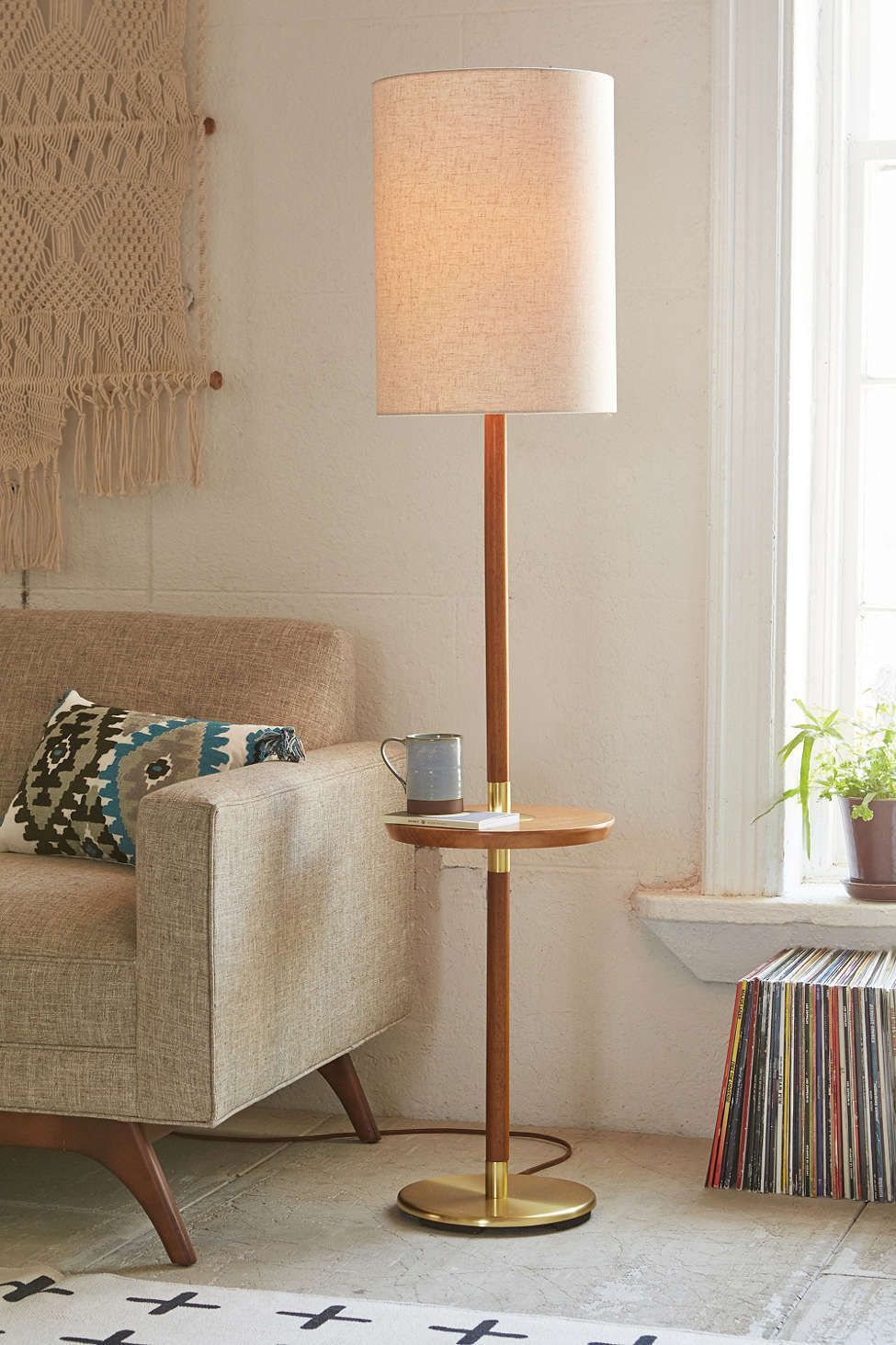 Assembly Home Edda Floor Lamp   Urban Outfitters #floorlamps