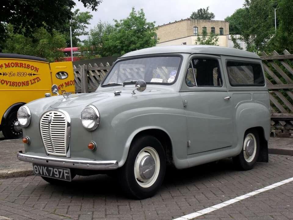 Old British estate cars. Austin A35 Countryman.   Wagons 4All ...