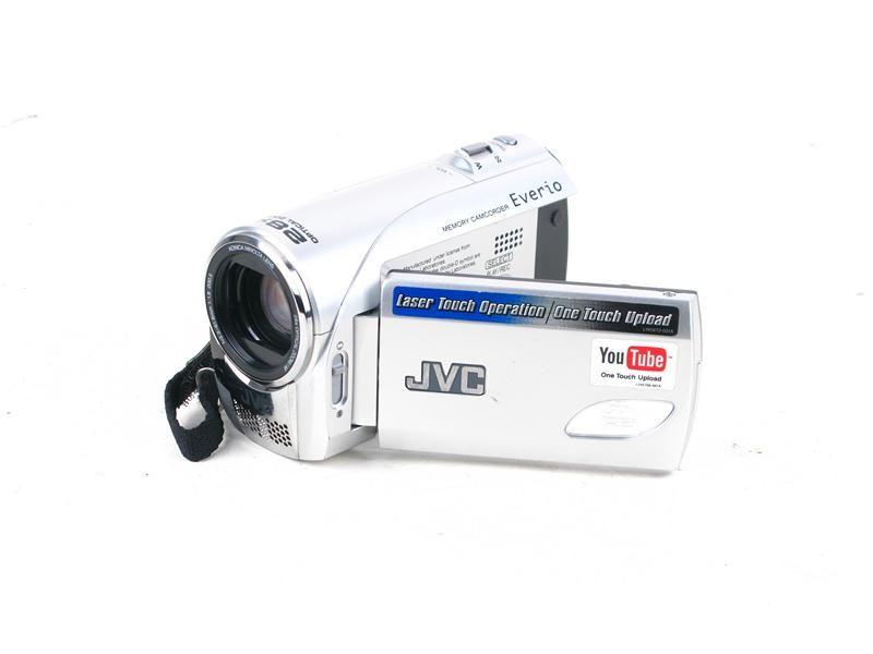 VIDEOCAMARA TARJETA JVC EVERIO GZ-MS90E 55€ E39766