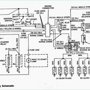 7.3 Powerstroke Glow Plug Relay Wiring Diagram Valid