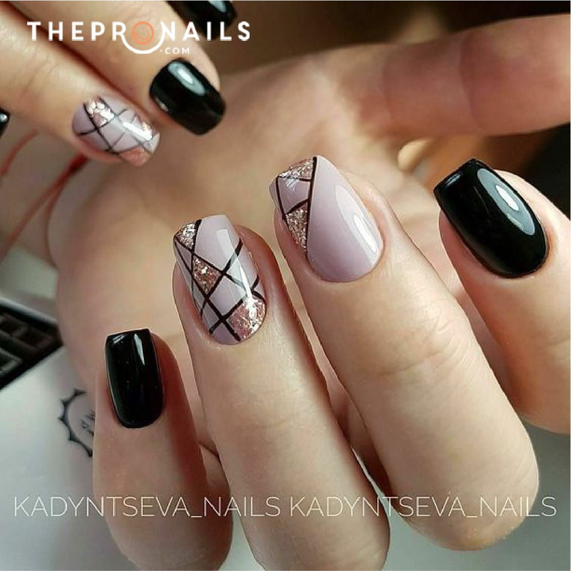 Elegance is refusal coco chanel nails nailart quotes stylish nail designs for nail art is another huge fashion trend besides the stylish hairstyle clothes and elegant makeup for women prinsesfo Image collections