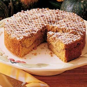 Buttercup Squash Coffee Cake Recipe Coffee Cake Coffee Cake Recipes Buttercup Squash