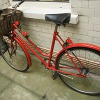 DIY – The Finished Product – Bike Stripping and Painting