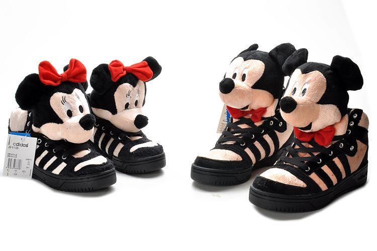adidas jeremy scott mickey mouse shoes