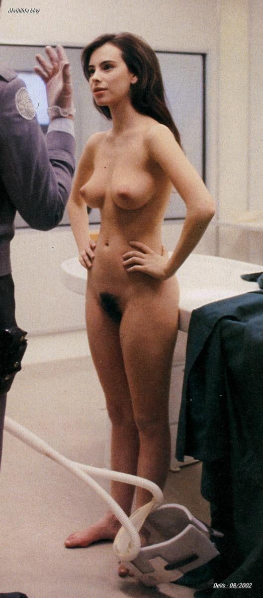 Mathilda may nude pics 4