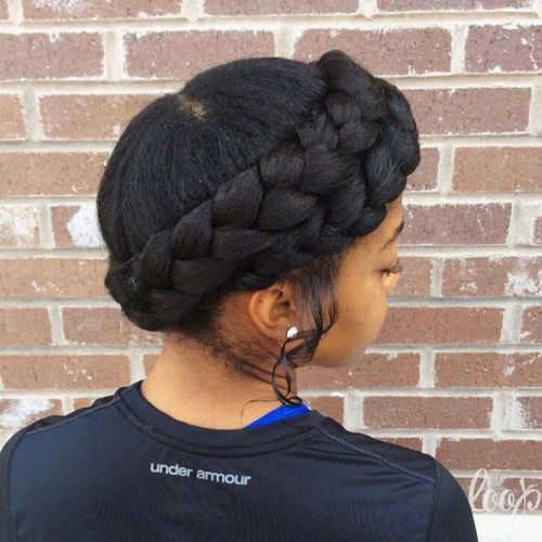 70 Best Black Braided Hairstyles That Turn Heads Cool Braid Hairstyles Braids For Black Hair Braided Crown Hairstyles