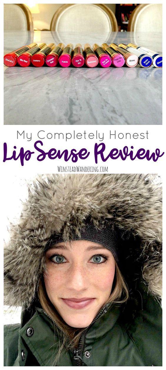 My Completely Honest LipSense Review Lipsense reviews