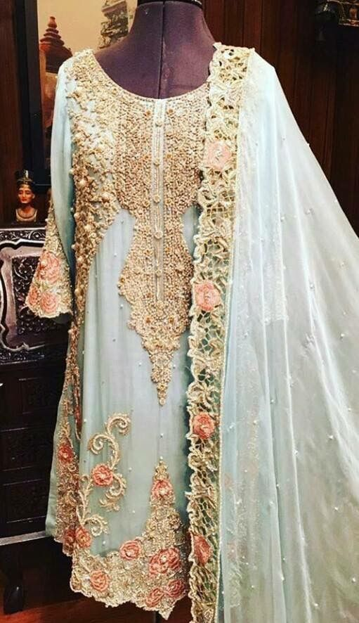 943e831647 Salwar kameez | Fashion | Pakistani bridal dresses, Indian dresses ...