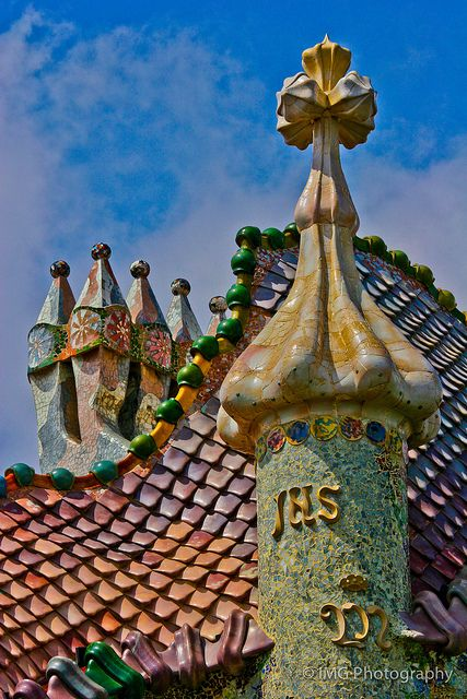 Casa Batllo | Flickr - Photo Sharing!