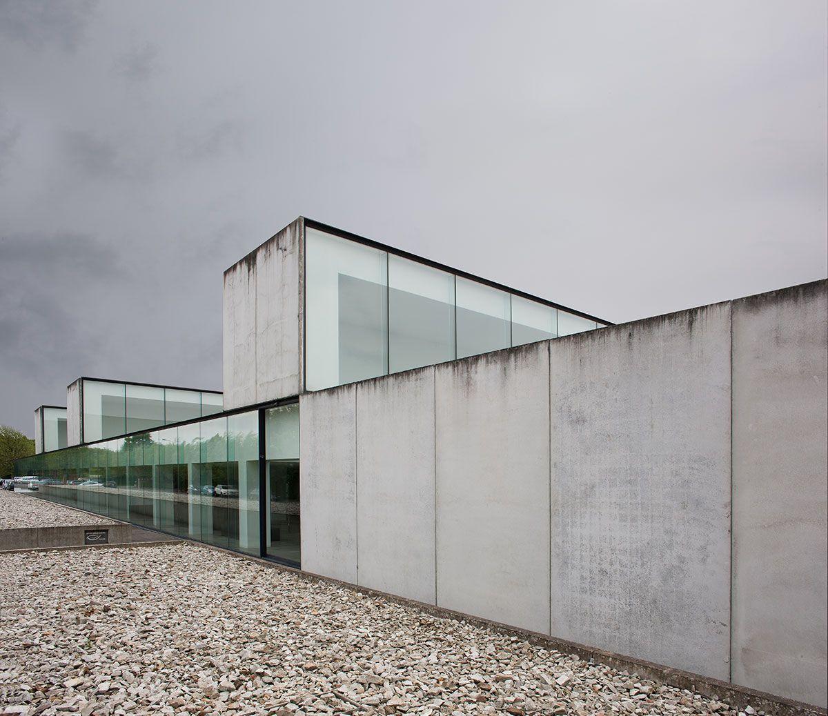 Office building at Waregem | Facade architecture, Architecture ...