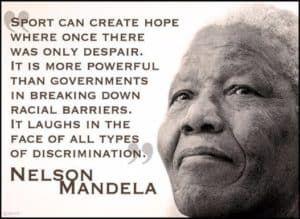 Nelson Mandela Quotes Amusing Nelson Mandela Sports Quote  Most Famous Nelson Mandela Quotes