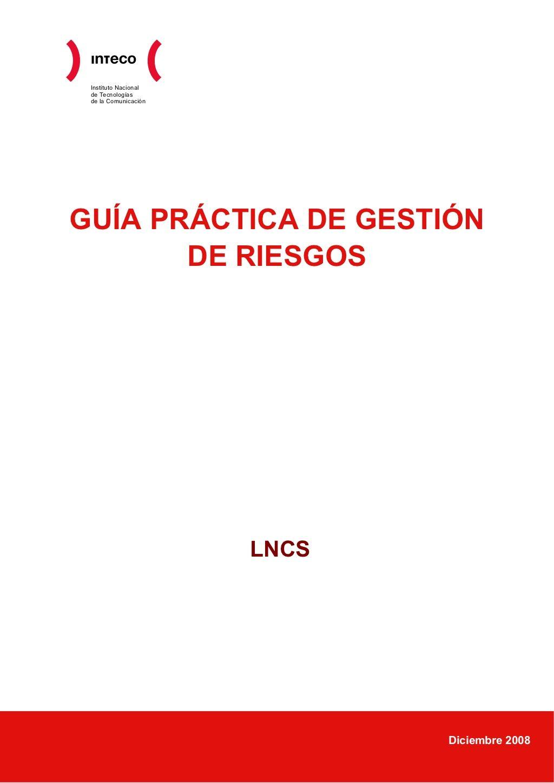 Guia practica de_gestion_de_riesgos by MM CO via slideshare