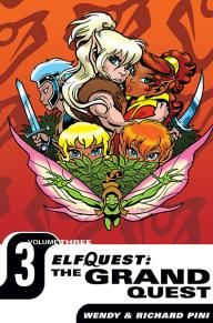 ElfQuest: The Grand Quest by Richard and Wendy Pini by DC Comics