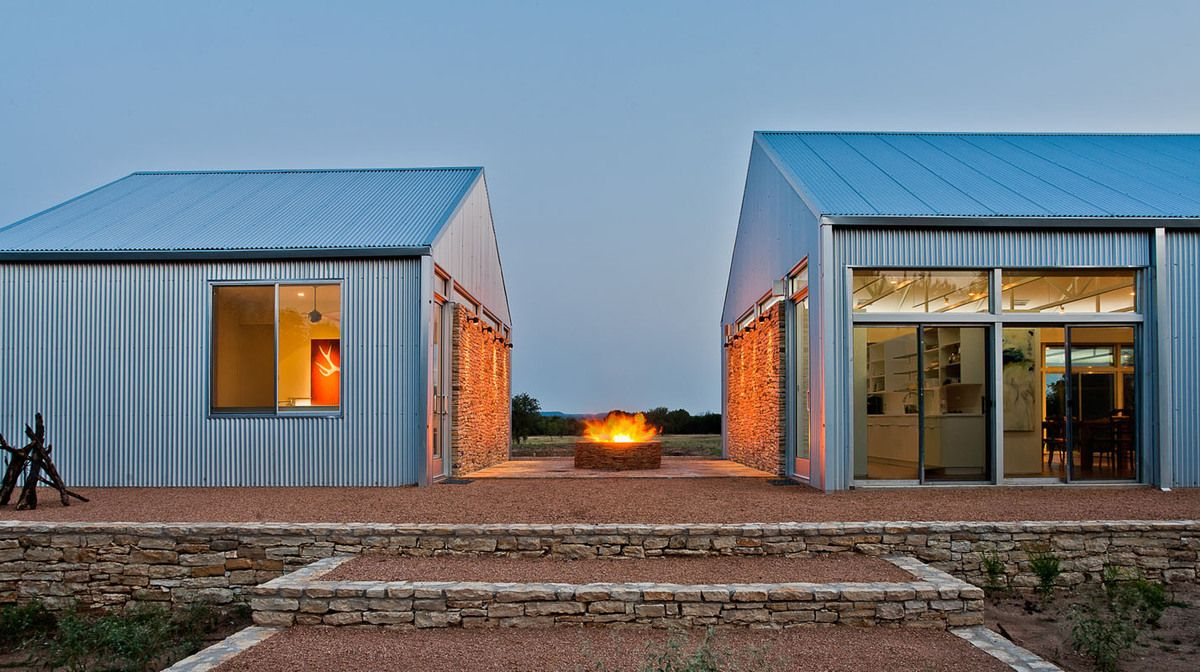 house with matching outbuilding auberty ranch joshua nimmo
