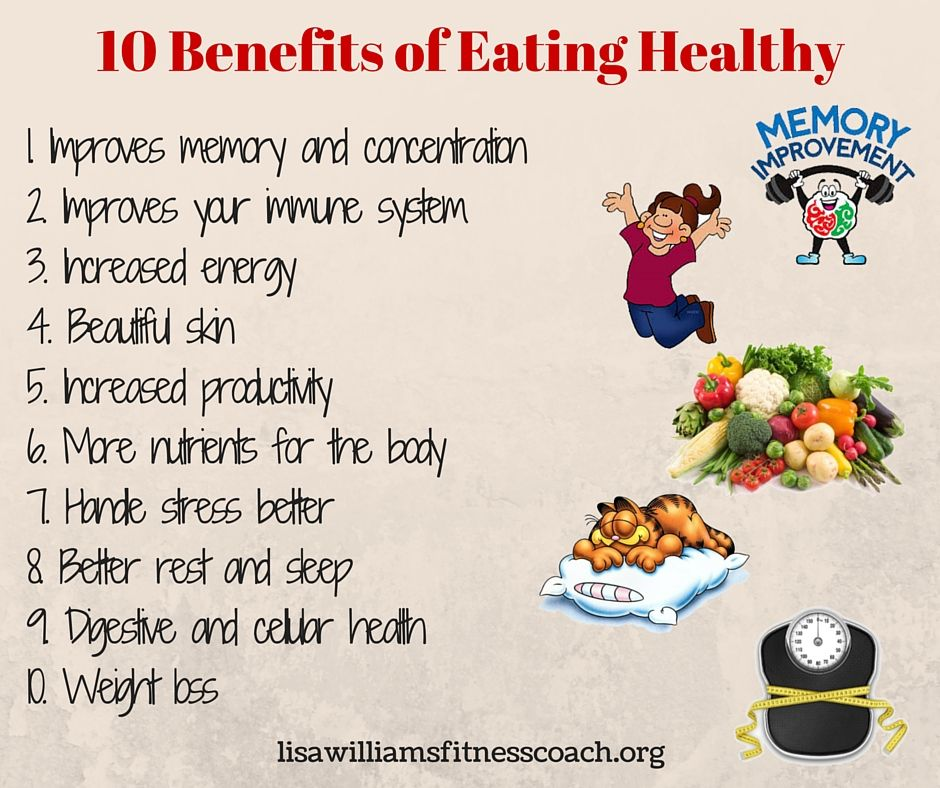 Why wouldn't you eat healthy?! Good healthy recipes