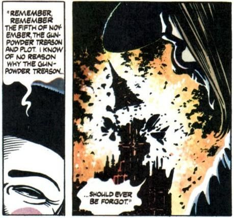 Scans Daily The Real Climax Of V For Vendetta V For Vendetta V For Vendetta Comic Vendetta