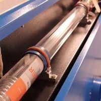 Tubo láser CO2 40W. Tubo laser CO2 de 40W para nuestra maquina grabado 40W 30x20x5 Corelláser.   http://www.rotulacionypublicidad.com/consumibles/grabado-laser/tubo-laser-40w.html  €349,00