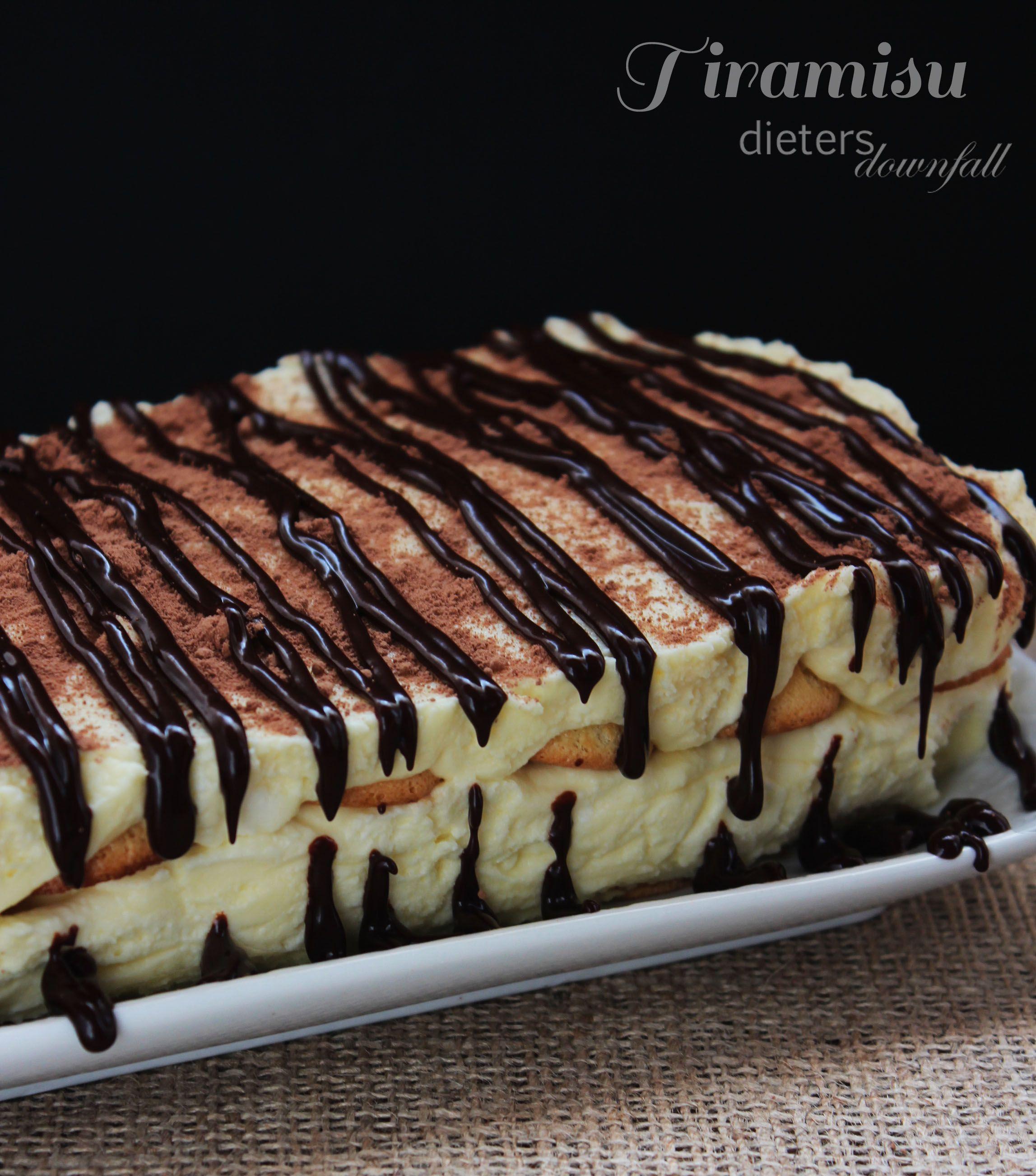 die besten 25 tiramisu ideen auf pinterest tiramisu kuchen italienische desserts und. Black Bedroom Furniture Sets. Home Design Ideas