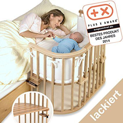 Babybay Co-Sleeper Cot Originial Extra Ventilation: Amazon.co.uk: Baby
