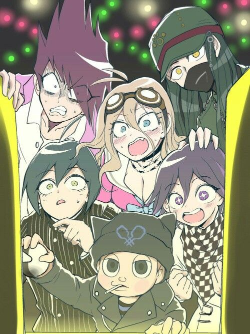 Pin On Danganronpa Never miss another show from ryoma hoshi. pinterest