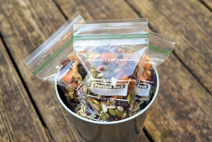 Becky S Paleo Snack Mix Recipe Fruit Seeds Mi And Portion Control