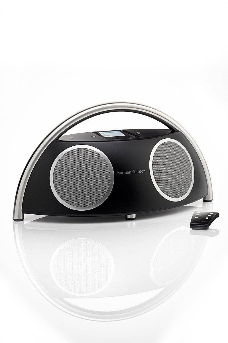 Harman Luxury Audio News: Go Play II From Harman Kardon On Brandsfever