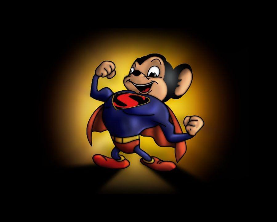 Super Ratón Por Ismael Rivera Con Letra Y Fotos Mighty