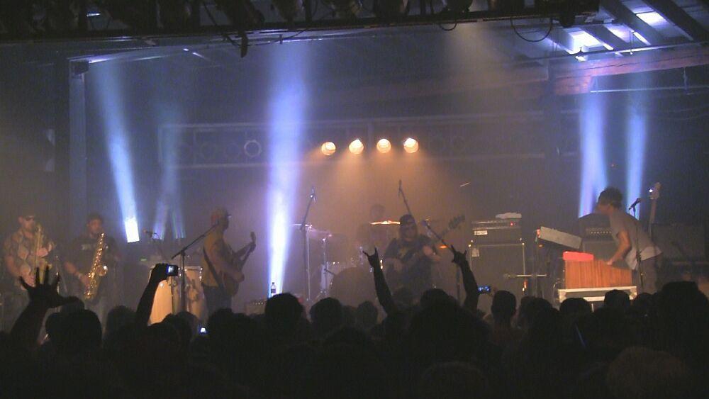 Funk It » VIDEOS Lettuce & Earphunk 8/23/13 Nashville, TN
